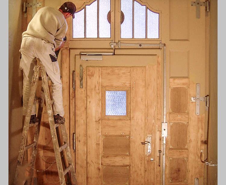 Holzschutz & -beschichtungen
