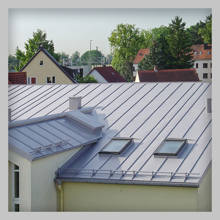Beschichtung von Dächern