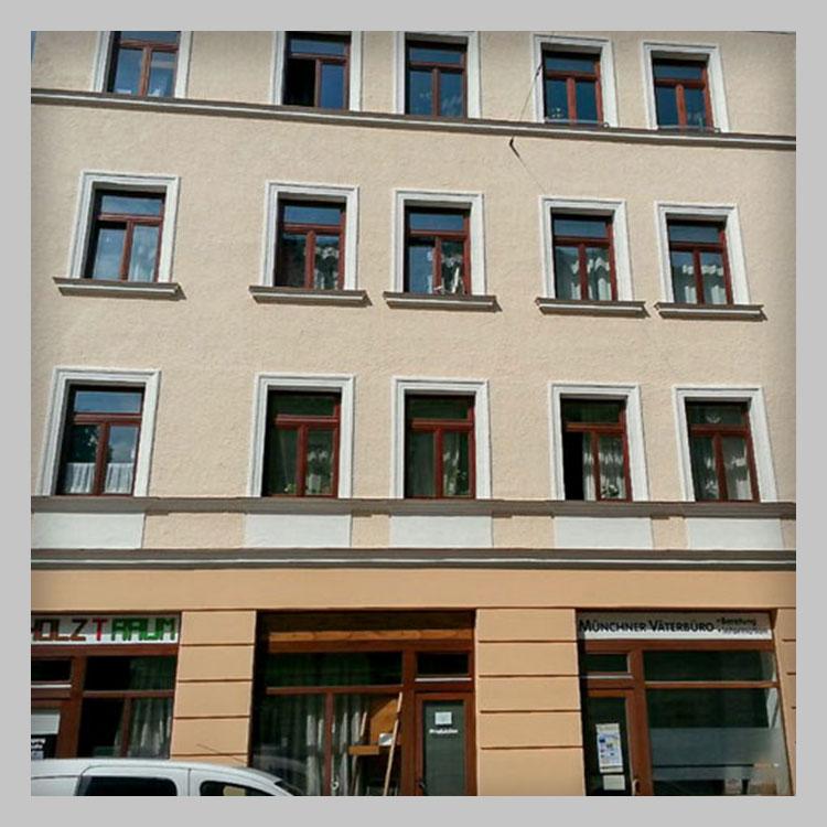 Fassaden: Sanieren & Renovieren